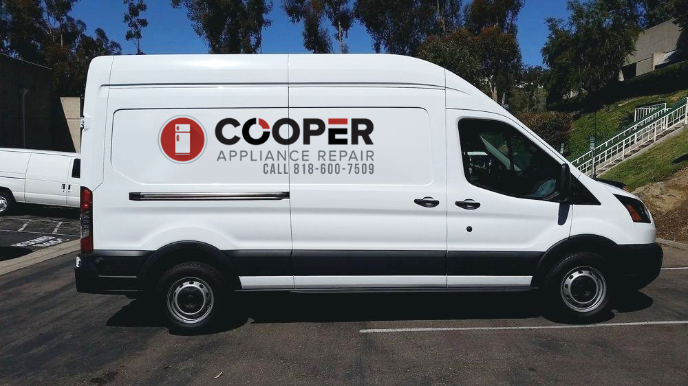 cooper appliance repair in burbank